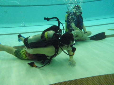 WNY SCUBA for Scouting Merit Badge Program