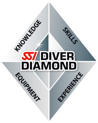 SSI Diver Diamond, SCUBA for Scouting in WNY